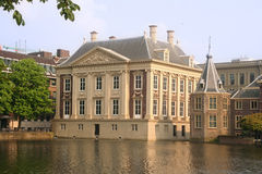 Mauritshuis Royalty Free Stock Images