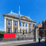 Mauritshuis, Art Gallery in Hague, Holland Stock Photo