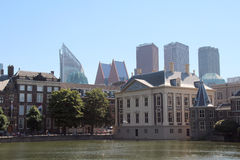 The Mauritshuis, The Hague in the Netherlands Royalty Free Stock Images