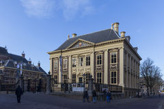 Mauritshuis in The Hague, The Netherlands Stock Photos
