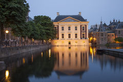 Mauritshuis Museum in Hague Stock Photos