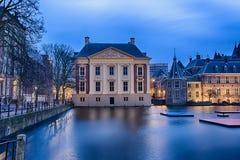 Mauritshuis Stock Photography