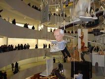 Maurizio Cattelan: Alla på Guggenheimen NYC 85 Royaltyfri Foto