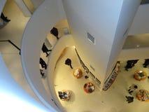 Maurizio Cattelan: Tutti al Guggenheim NYC 67 Fotografia Stock Libera da Diritti