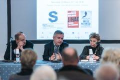 Maurizio Molinari Stock Image