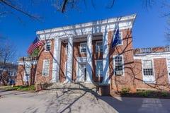 Maury Hall em UVA Imagem de Stock