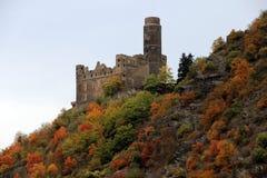 Maus Schloss Stockbild