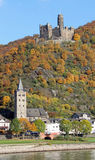 Maus slott Arkivbilder