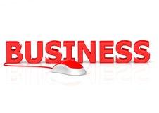Maus und Geschäft Lizenzfreies Stockbild