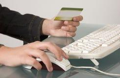 Maus und Tastatur Lizenzfreie Stockfotografie