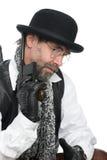 mauser человека Стоковое Фото