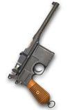 Mauser 712 Royalty-vrije Stock Afbeeldingen