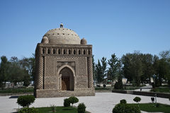 Mausolée d'Ismail Samani, Boukhara Image stock