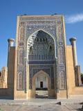 Mausolée de Gur-e-Amir à Samarkand Photographie stock libre de droits