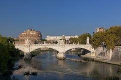 Mausolée de Hadrian Photo stock