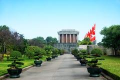Mausolée de Ho Chi Min photographie stock libre de droits