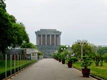 Mausolée de Ho Chi Minh image libre de droits