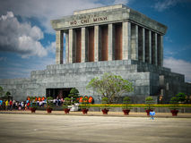 Mausolée de Ho Chi Minh images stock