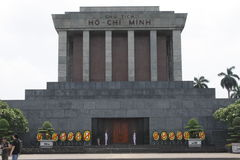 Mausolée de Ho Chi Minh Photo stock