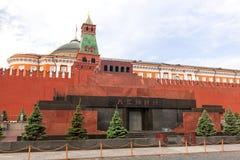 Mausolée de Lénine Photographie stock libre de droits