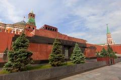 Mausolée de Lénine Image libre de droits