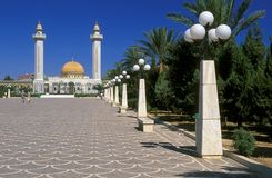 Mausolée de Monastir Images libres de droits