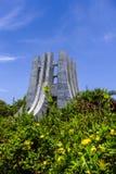 Mausolée de parc de Kwame Nkrumah Memorial Photos stock