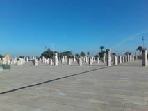 mausolée de Rabat photographie stock