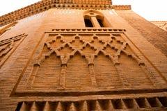 Mausolée de visibilité directe Amantes d'Aragon Teruel en San Pedro Mudejar photos libres de droits