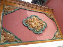 Mausolée de Zhaoling de Qing Dynasty Photo stock