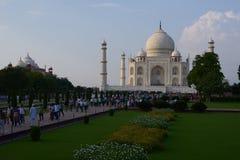 Mausolée du Taj Mahal Image libre de droits