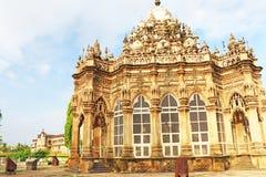 Mausolée du Wazir de Junagadh, juna de Mohabbat Maqbara Palace Image libre de droits
