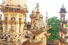 Mausolée du Wazir de Junagadh, juna de Mohabbat Maqbara Palace Images stock