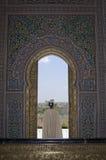 Mausolée Mohamed V. Photographie stock