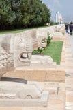 Mausoléu Ancara de Ataturk imagens de stock royalty free