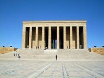 Mausoléu de Ataturk em Ancara Imagens de Stock