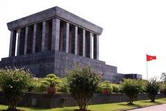 Mausoléu de Ho Chi Minh, Hanoi. Vietnam Imagem de Stock