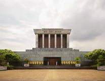 Mausoléu de Ho Chi Minh, Hanoi, Vietnam Imagens de Stock