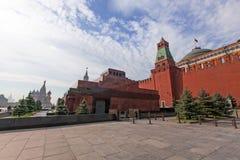 Mausoléu de Lenin Foto de Stock