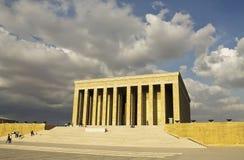 Mausoléu de Mustafa Kemal Ataturk Fotos de Stock