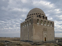 Mausoléu de Sultan Sanjar Imagem de Stock