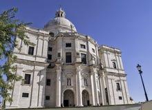 Mausoléu nacional português em Lisboa Imagem de Stock
