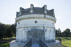 Mausolée de Theodoric Image libre de droits