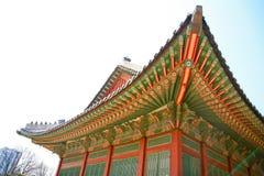 Mausoleet av Wang Kon grundarekonungen Royaltyfri Bild