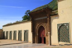 Mausoleo Fotografia Stock
