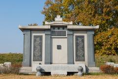 mausoleo imagen de archivo libre de regalías