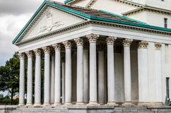 Mausoleo of Bela Rosin. A little Pantheon in Turin - Italy Royalty Free Stock Photos