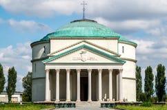 Mausoleo of Bela Rosin Royalty Free Stock Images