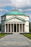 Mausoleo of Bela Rosin. A little Pantheon in Turin - Italy Stock Photo