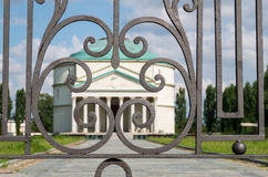 Mausoleo of Bela Rosin Stock Photography